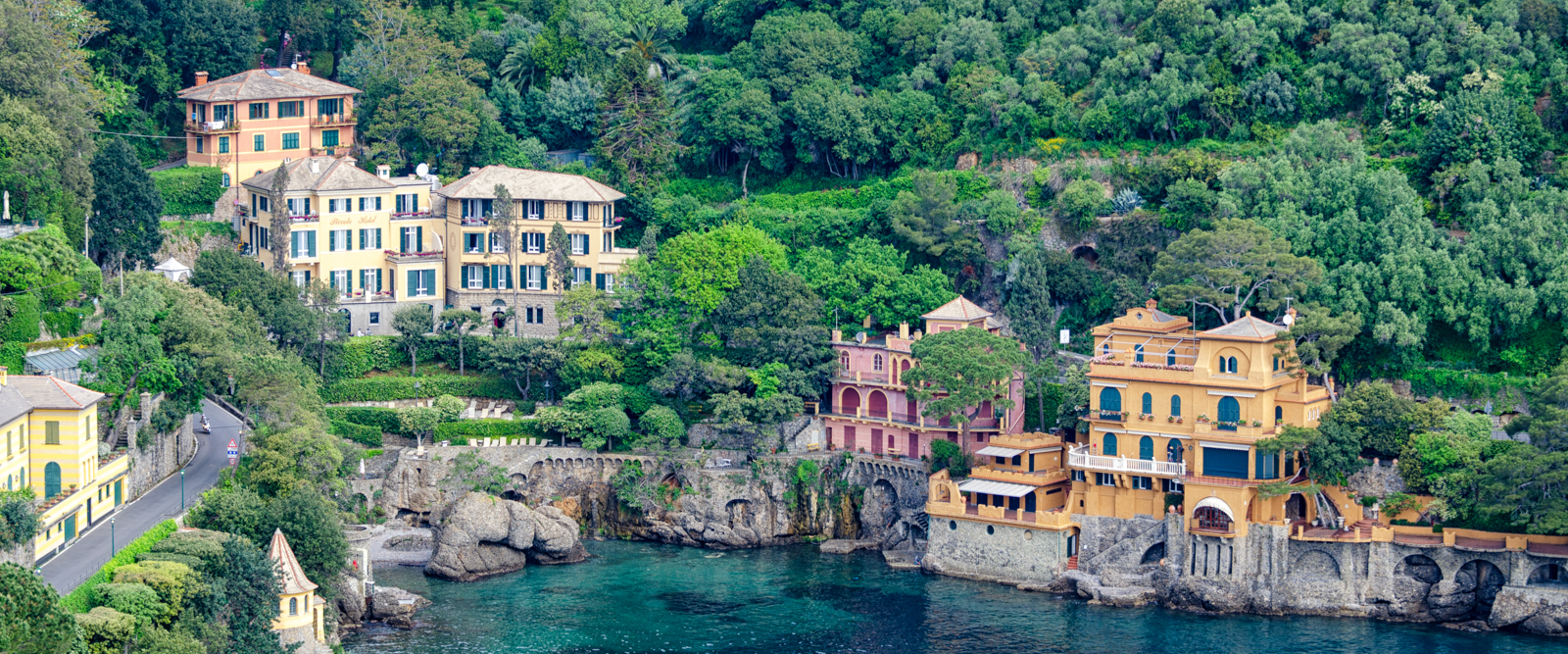 Around Portofino by Boat