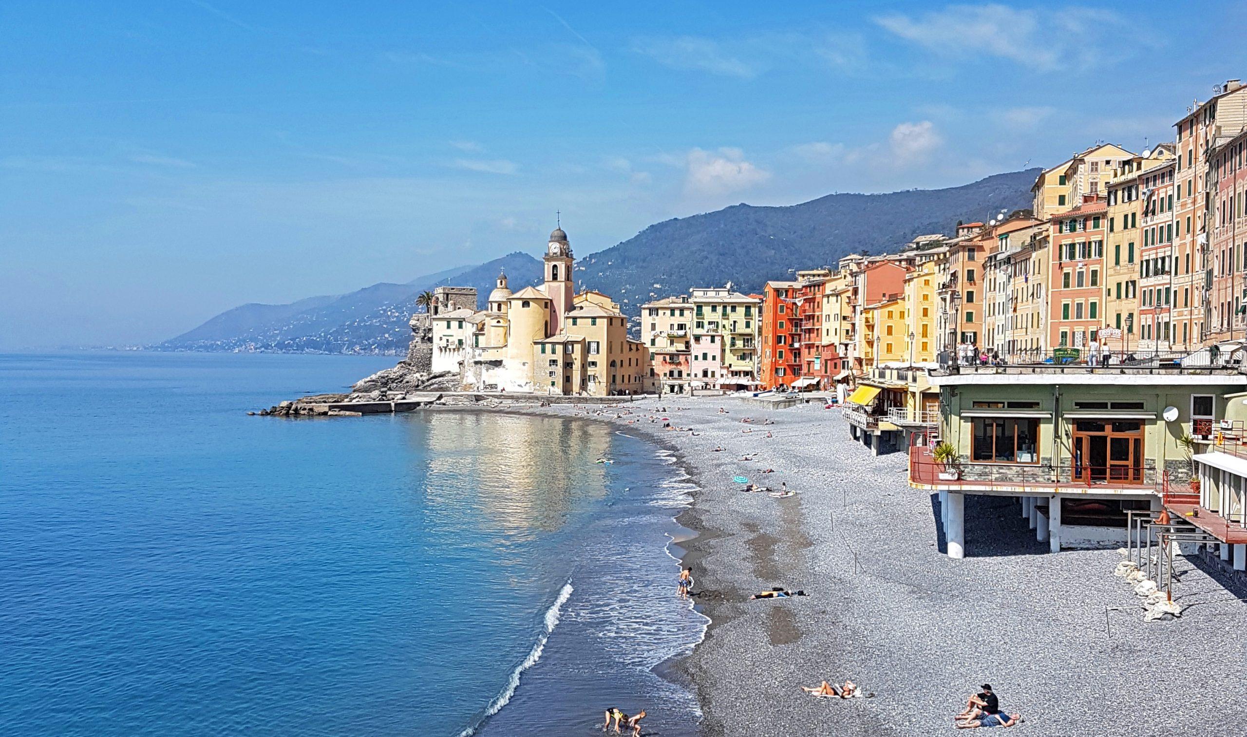 Обои bay of the fables, italy, bay of silence, ligurian sea, liguria, italian riviera. Города foto 10
